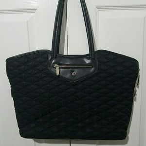 Knomo London Bags - Knomo London Large Quilted Shoulder Bag Tote